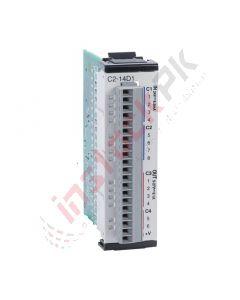 CLICK: CLICK PLUS Discrete Combo Module, Input: 8, Output: 6 - C2-14D1
