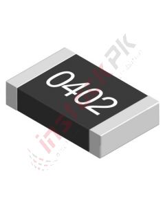 Panasonic: Thick Film Resistors - SMD  33ohms 5% 0402