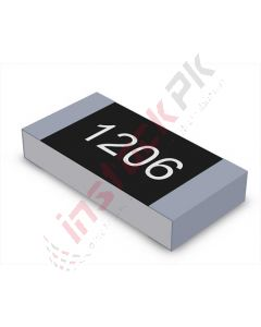 Yageo: Thick Film Resistor - 100 Ohm 1% 1206 1/4W - RC1206FR-07100RL