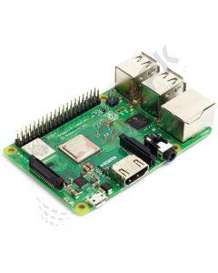 Raspberry Pi 3 Model B+ 1.4 GHz Quad Core, Built In Wifi & Bluetooth