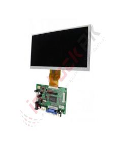 Raspberry Pi 7'' Inch LCD Display with Driver Board