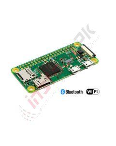 Raspberry Pi Zero W Board BCM2835 (V1.1) With Built In Wifi & Bluetooth