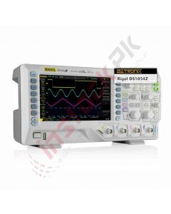 Rigol 4-channel Digital Oscilloscope DS1054Z (50 MHz)