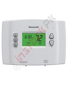 Honeywell: Programmable Thermostat with Digital Display RTH2510B
