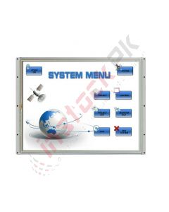 "Stone: Advanced type Industrial HMI TFT LCD Module 15.1"" - STVA151WT-01"