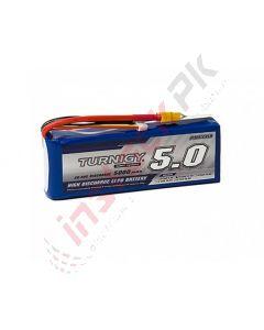 Turnigy: LiPo Battery Pack 5000mAh 11.1V 3S 20C w/XT-60`