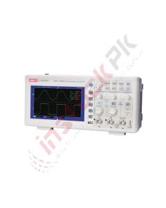 UNI-T (UTD2025CL) Dual Channel Digital Storage Oscilloscope (25MHz)