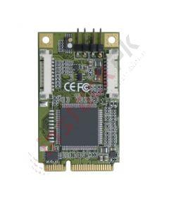 Advantech: MiniPCIe Video Capture Module w/ SDK 4Ch H.264/MPEG4 DVP-7031E