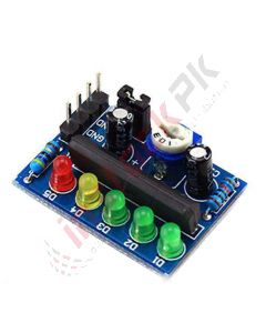 Voltage Battery Level Indicator KA2284