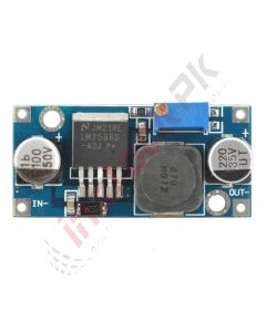 Adjustable Power Supply Module (LM2596S)