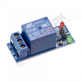 1-Channel Relay Board (5v 10A)
