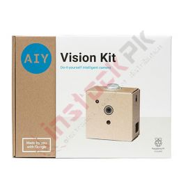 AIY Projects: Google AIY Vision Kit Bundle
