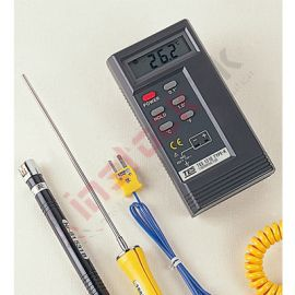 TES - Digital Thermometer Temperature Sensor Tester TES-1310