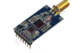 Dorji - Semtech LoRa Sx1278 UART Interface Module DRF1278DM