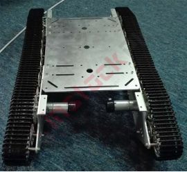 4WD Metal Chassis Tank ET800