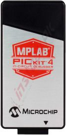 Microchip: MPLAB PICkit 4 In-Circuit Debugger PG164140 MD-01558