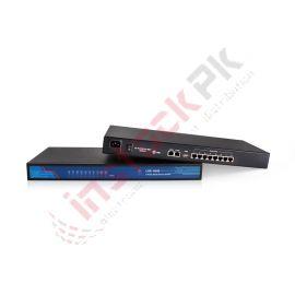 USRIoT: 8 Serial Ports to Ethernet Converter USR-N668