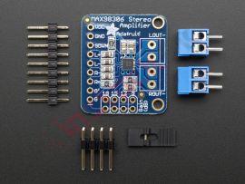 AdaFruit - Stereo 3.7W Class D Audio Amplifier - MAX98306