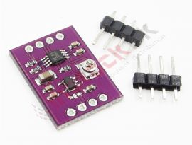 Human Micro Signal Multifunctional Three Op Amp Precision Instrumentation Amplifier CJMCU-333 INA333