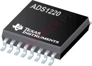 Texas Instruments - Analog to Digital Converter IC (ADS1220)