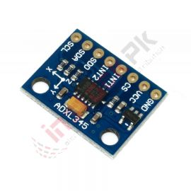 ADXL345 Digital 3-axis Acceleration, Gravity, Tilt sensor module – GY-291