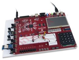 Digilent - Anvyl Spartan-6 FPGA Trainer Board 410-258