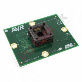 Socket Card Adapter TQFP-64  for Atmel STK600 Starter Kit (ATSTK600-SC02)