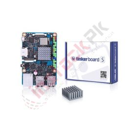 Asus - SBC Tinker Board S RK3288 1.8GHz Quad Core with 16GB eMMC