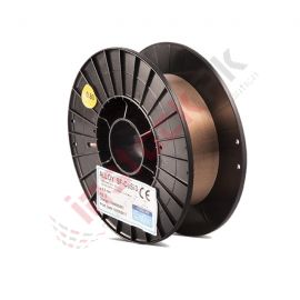 Safra: MIG Brazing Alloy Wire SF-CuSi3 1.0mm 15KG