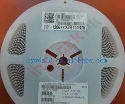 YAGEO: Multi layer Capacitor MLCC 0805  22UF -CC0805KKX7R6BB226