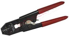 Sargent: Butt Splice Crimping Tool Red (22-16 AWG)