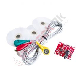 ECG Monitoring Sensor Module Kit AD8232
