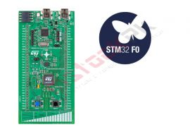 Discovery Kit With STM32F072RB MCU 32F072BDISCOVERY