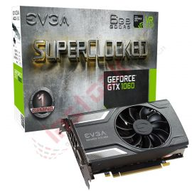 EVGA GeForce GTX 1060 ACX 2.0 (06G-P4-6163-KR) Graphic Card