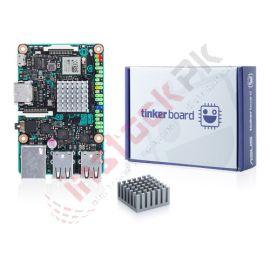 Asus - SBC Tinker Board RK3288 1.8GHz Quad Core