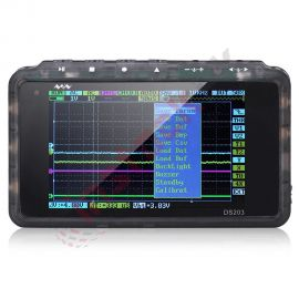 Handheld Mini Digital Oscilloscope 4 Channel DSO203 | InStock.PK