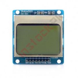 Nokia 5110 84×48 LCD Module