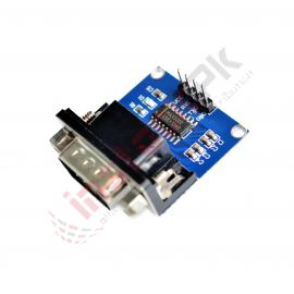 RS232 Serial Port to TTL Converter Communication Module