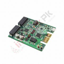 Maxim Integrated - 8-Channel Digital Output Micro PLC Card MAXREFDES63#