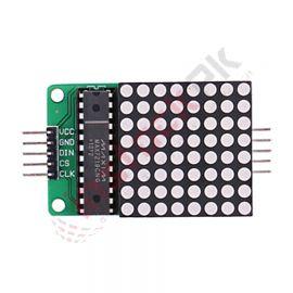 MAX7219 Dot LED Matrix Display Module