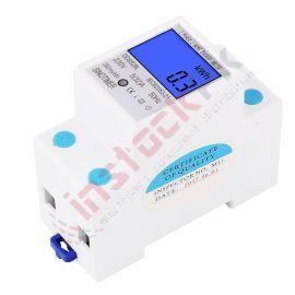 Sinotimer - Single Phase Digital Display Energy Meter DDS528L Din Rail