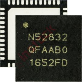 Nordic: Bluetooth 5 and Bluetooth mesh BLE multiprotocol SoC nRF52832
