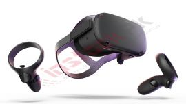 Oculus: Quest All-in-one VR Gaming Headset – 64GB