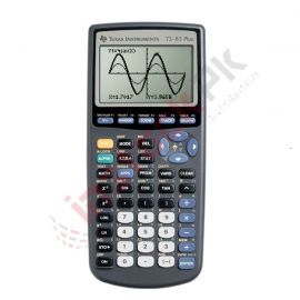 Texas Instruments: Graphing Calculator TI-83 Plus