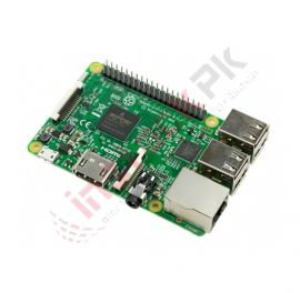 Raspberry Pi 3 Model B QUAD Core 1.2 GHz With Built In Wifi & Bluetooth