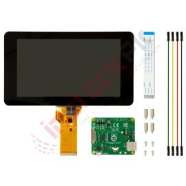 Raspberry Pi Official 7-Inch Capacitive Touch LCD Screen