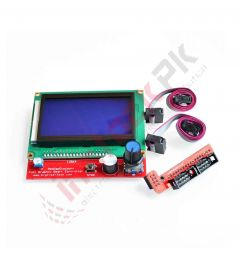 RepRap 3D Printer Smart Graphic LCD Controller RAMPS1.4 (128 X 64)