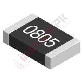 UniOhm: Thick Film Resistor - SMD 1KOhm 1%  0805 1/8W - RF08051KHS