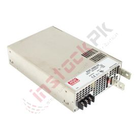 Meanwell: AC-DC Single Output Enclosed Power Supply 3000W 48VDC 62.5A Forced Air Cooling RSP-3000-48