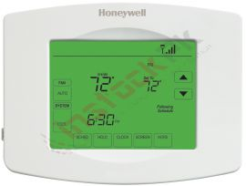 Honeywell: Wi-Fi 7-Day Programmable Touchscreen Thermostat RTH8580WF